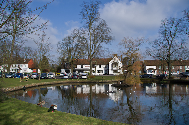 The Pond, Godstone Green © Ian Capper :: Geograph Britain and Ireland
