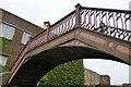 SZ0190 : Cast Iron Footbridge by David Lally