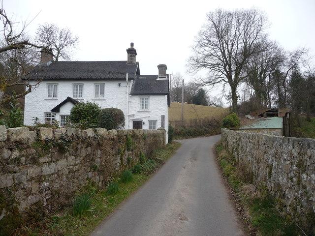 Cottage in Cwm Llanwenarth