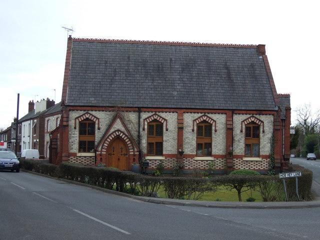 Converted chapel, Common Lane