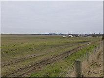 NZ2294 : Reclaimed opencast coal workings by Russel Wills
