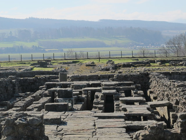 Corbridge Roman Town and Fort
