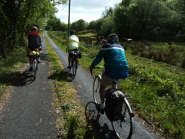 Cycling the quiet roads of Leitrim