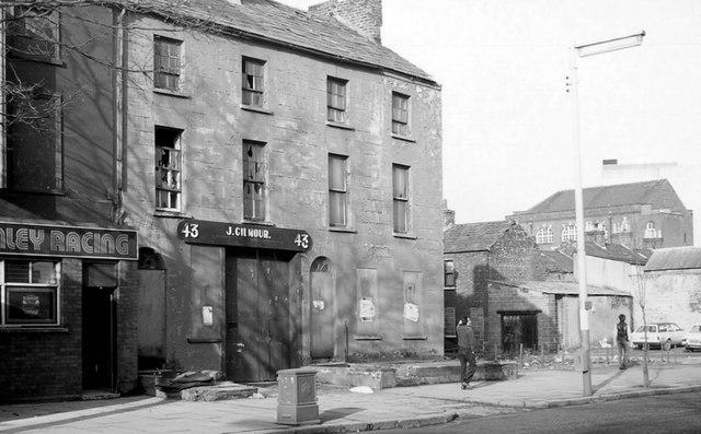Nos 41-43 Dublin Road, Belfast (1983)