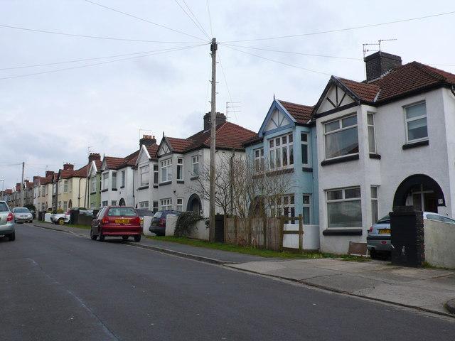 Houses in Stonebridge Park