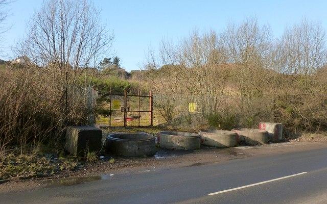 Dalreoch Quarry