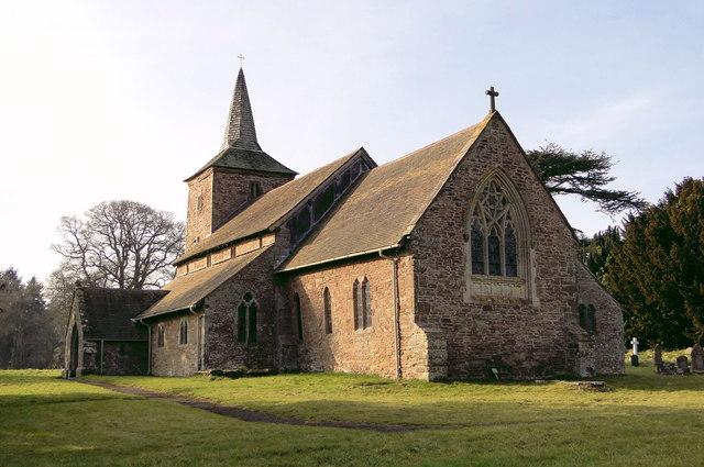 St Peter, Pudleston