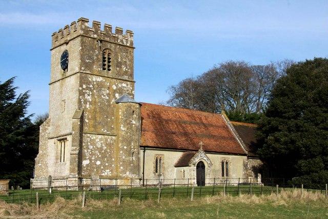 All Saints Church in Farnborough
