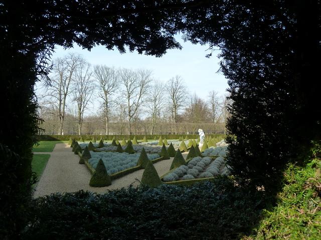 The Cherry Garden at Ham House