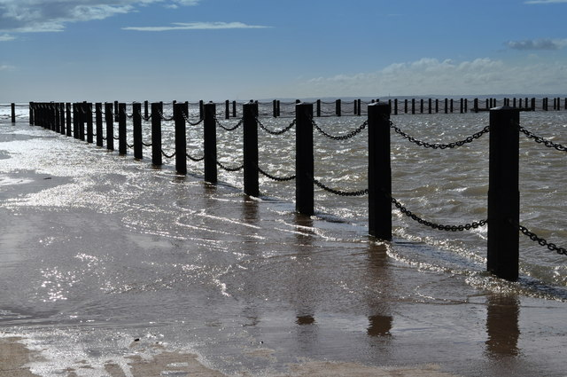 Glentworth Bay - Time to get your feet wet
