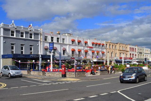 Weston Super-Mare -  Seaside Pubs & Cafes