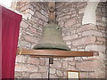 SX8963 : Bell, Cockington Church by David Hawgood