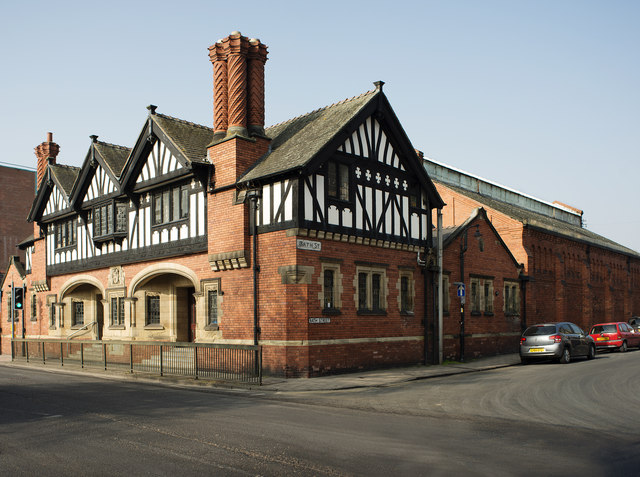 Chester's Old Public Swimming Baths
