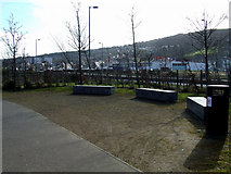 NS3174 : Walkway by the Clyde by Thomas Nugent
