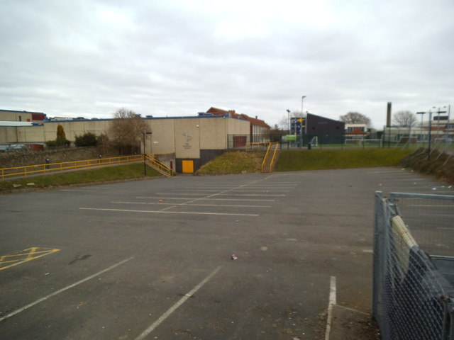 Dormston Centre Car Park