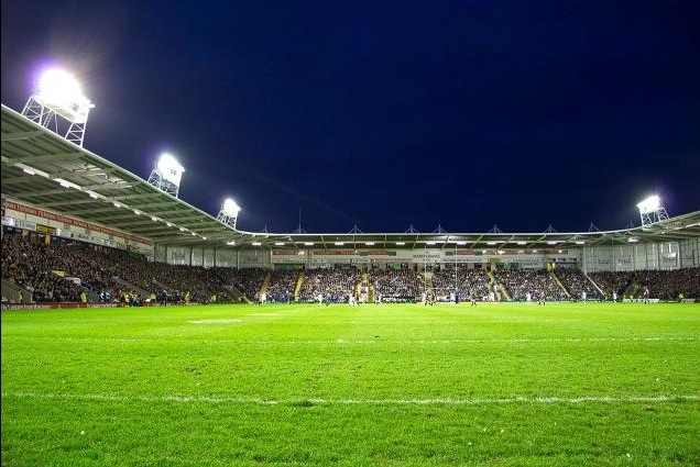 Halliwell Jones Stadium - Warrington