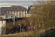 NS2875 : Cartsburn Business Park by Thomas Nugent