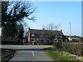 SJ5058 : Carrs Lane/Birds Lane junction near Owler Hall by Colin Pyle