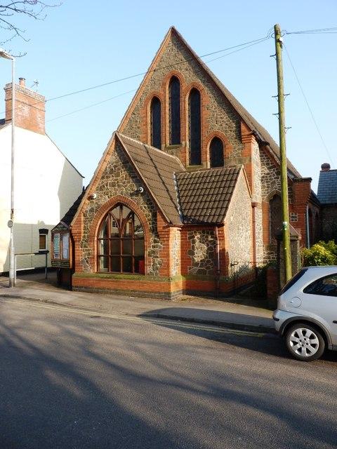 Markfield Trinity Methodist Church