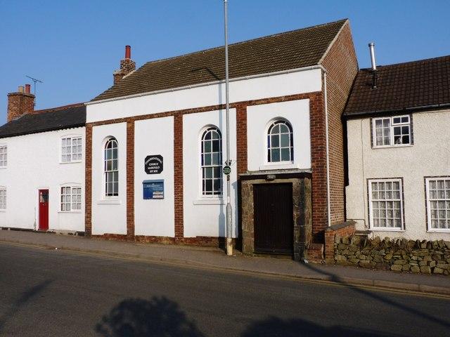 Markfield Congregational Church