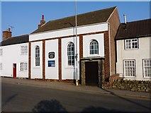 SK4810 : Markfield Congregational Church by Richard Law