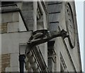 TQ3081 : Gargoyle, Lincoln's Inn Fields by Rob Farrow