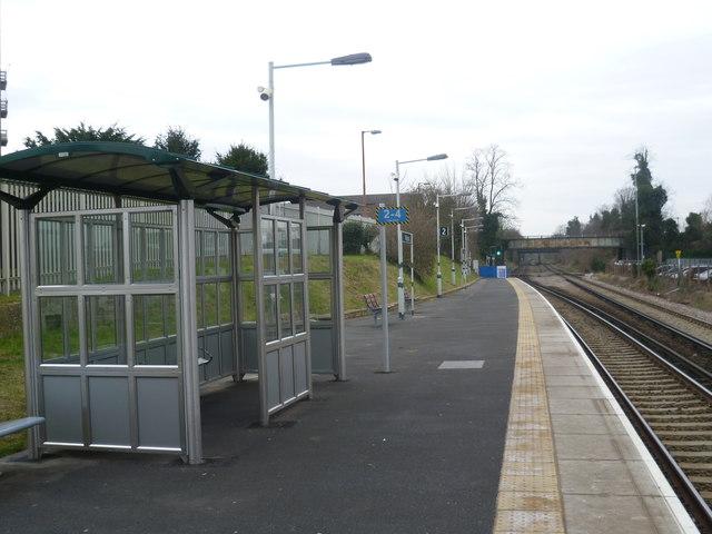 Wallington station