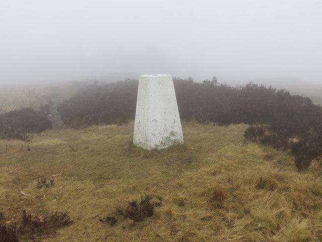Ordnance Survey Trig Pillar S4171
