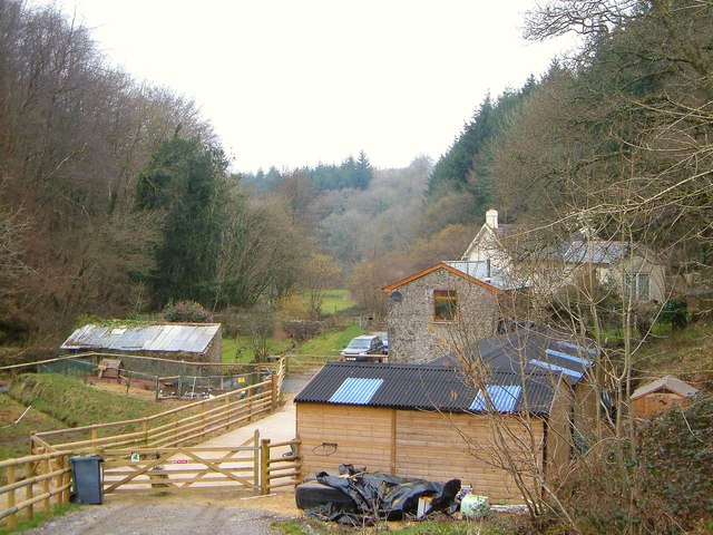 Ideford Mill Cottage