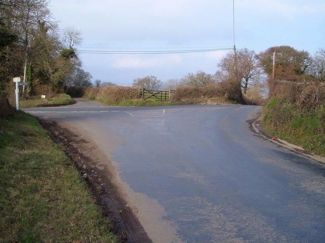 Biddlecombe Cross