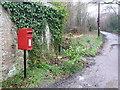 ST5602 : Rampisham: postbox № DT2 170 by Chris Downer