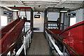 SU2662 : Crofton pumping Station - beam floor by Chris Allen
