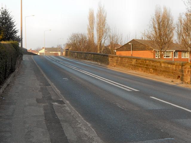 Whiston, Dragon Lane