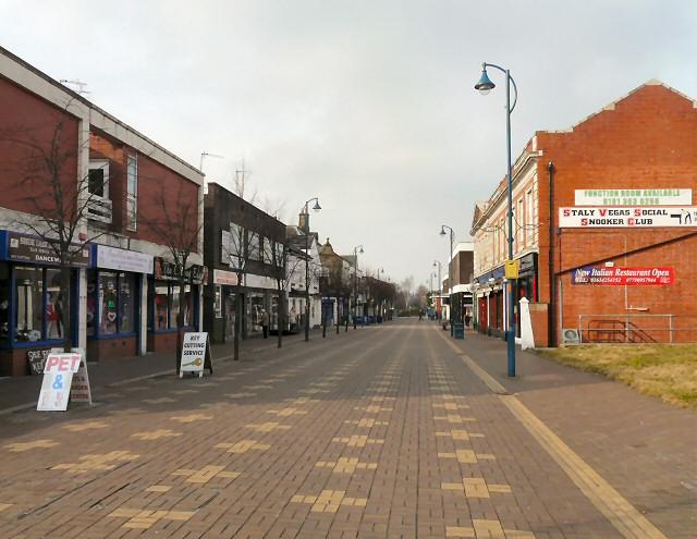 Grosvenor Street, Stalybridge