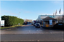 ST3386 : Gate 1, Bisley, Newport by Jaggery