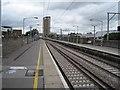 TQ3484 : London Fields railway station by Nigel Thompson
