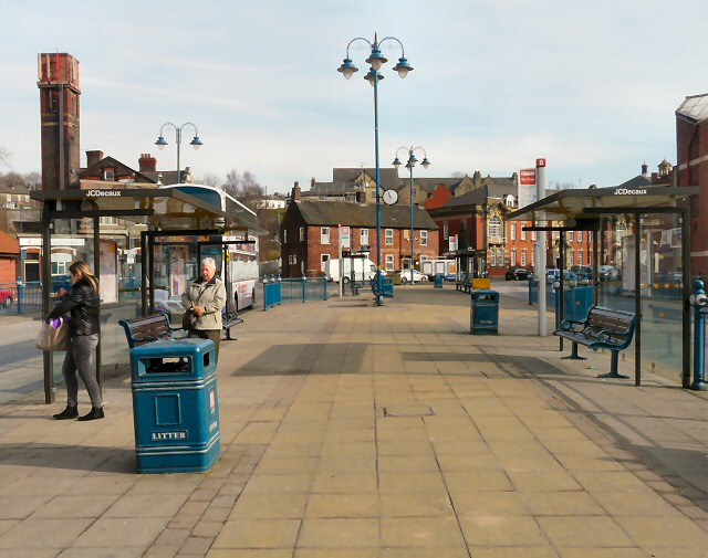 Stalybridge Bus Station