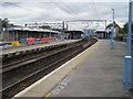 TQ3485 : Hackney Downs railway station, London by Nigel Thompson