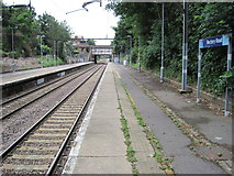 TQ3386 : Rectory Road railway station, Greater London by Nigel Thompson