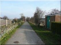 SE1421 : Firth House Lane by Humphrey Bolton