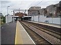 TQ3496 : Southbury railway station, Greater London by Nigel Thompson