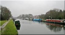 SE3629 : Woodlesford Lock by Chris Morgan