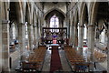 TF4024 : Interior, St Mary Magdalene church, Gedney by J.Hannan-Briggs