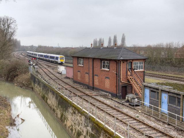 Banbury North Signal Box