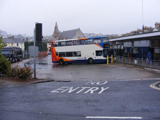 Paignton Bus Station