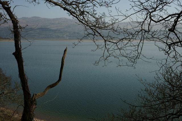 Across the Afon Dwyryd, Gwynedd