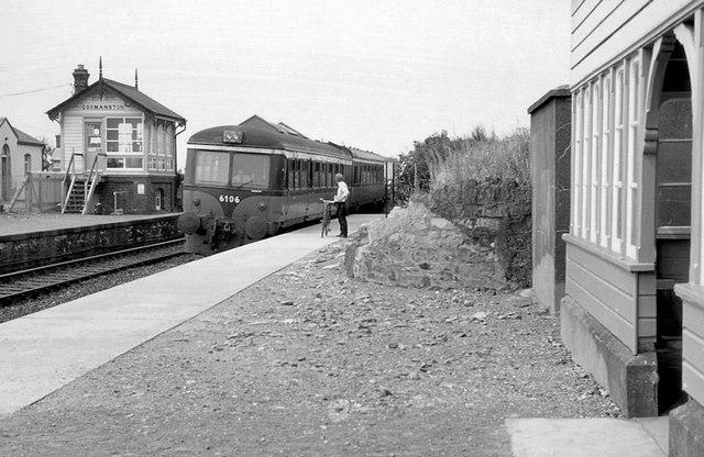 Train, Gormanston (1982)