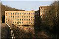 SK5265 : Pleasley Vale No. 3 Mill by Chris Allen