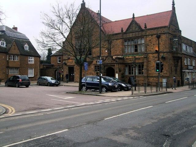 Church House Restaurant, Banbury