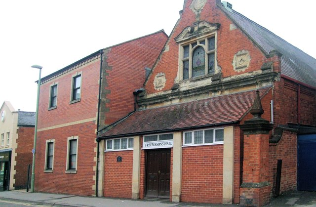 Freemasons Hall, Banbury